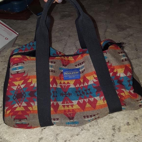 aee2c02918 Pendleton Small Duffle Bag NWT